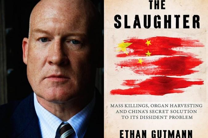 """Ethan Gutmann şi carte sa, """"Carnagiul"""", care oferă dovezi critice despre recoltarea de organe."""