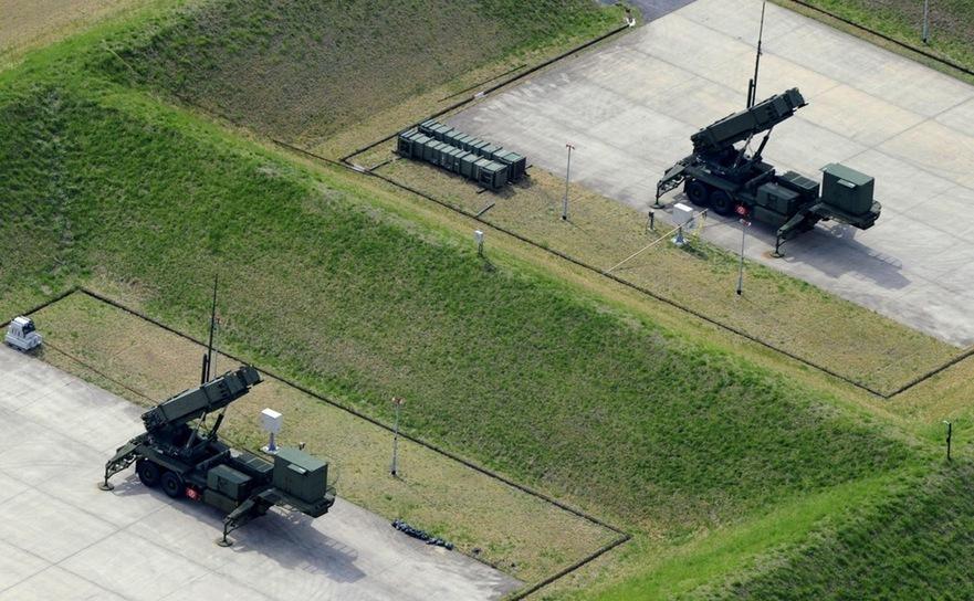 Sistemul de rachete Patriot Advanced Capability-3 (PAC-3).