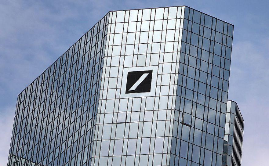 Birourile băncii Deutsche Bank