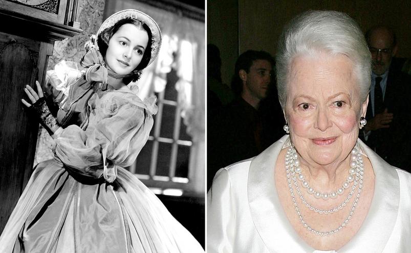 Olivia de Havilland (Melanie din filmul Pe aripile vântului) împlineşte 100 de ani