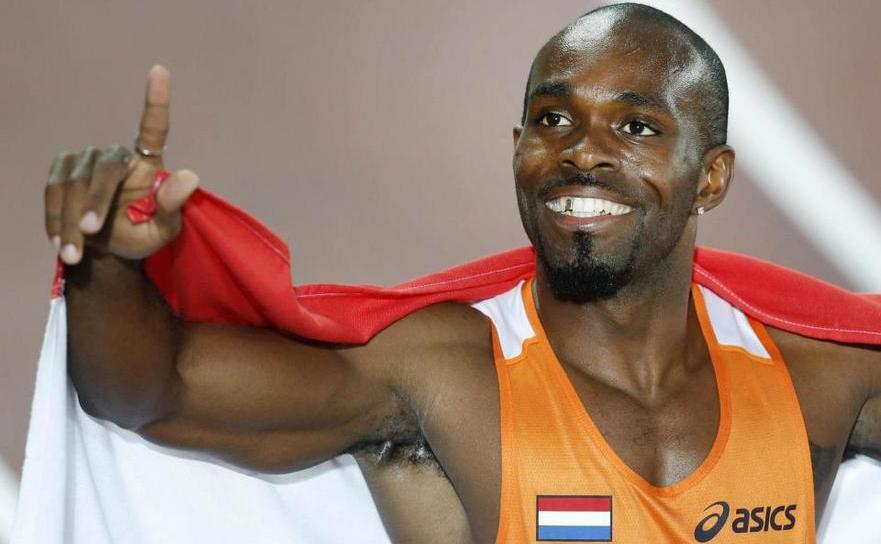 Atletul olandez Churandy Martina