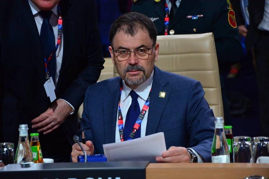 Anatol Şalaru, fostul ministru al Apărării