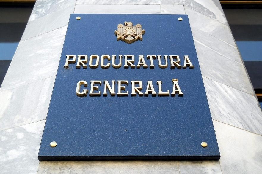 Procuratura Generală, Chişinău