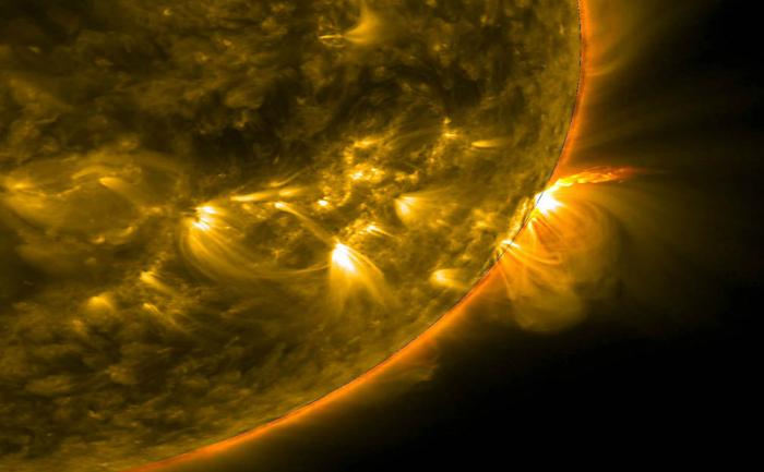 Activitate solară
