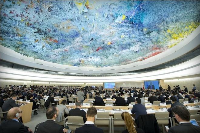 Sesiune a Organizaţiei Naţiunilor Unite