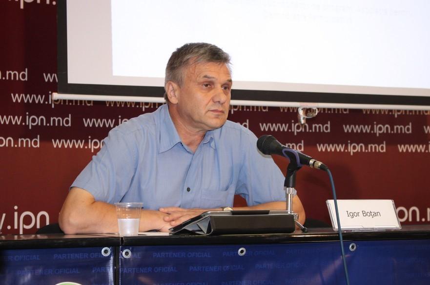 Igor Boţan, director executiv ADEPT
