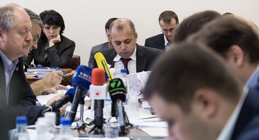 Comisia Ecomonie, Buget şi Finanţe