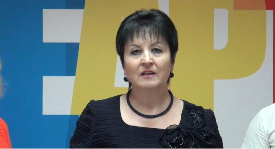 Ana Guţu, liderul Partidului Unionist Dreapta