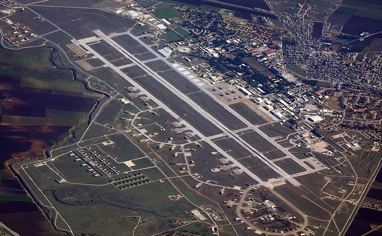 Baza aeriană de la Incirlik, sudul Turciei.