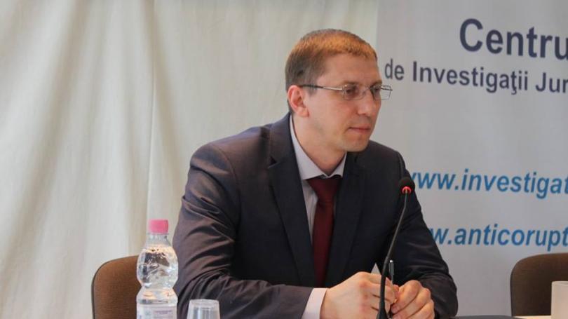 Viorel Morari, şeful Procuraturii Anticorupţie