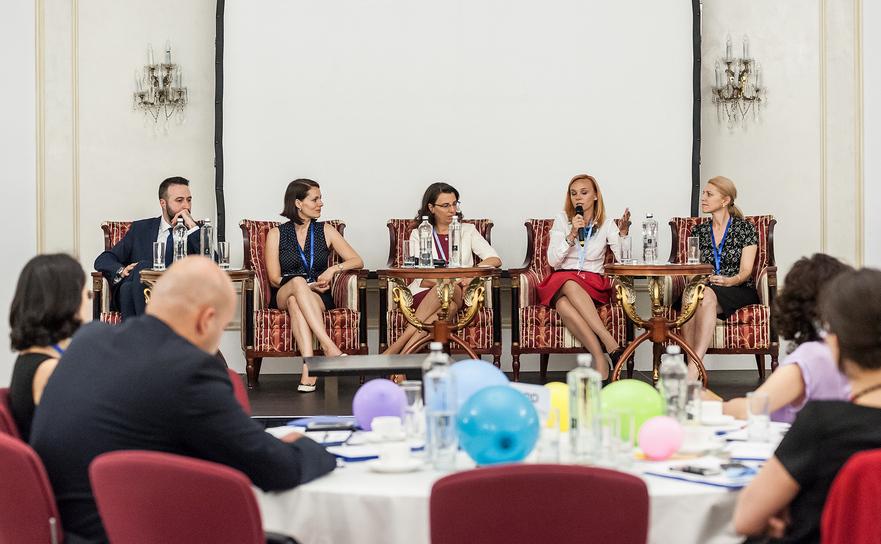 Coaching Forum 2016, primul eveniment marca Performance Group a avut loc pe 21 iulie 2016 la Sala Rapsodia, Hotel Intercontinental