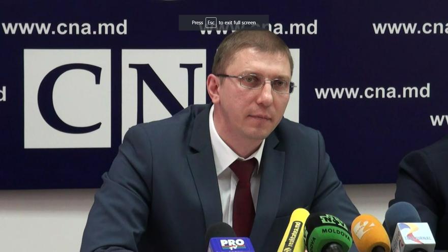 Viorel Morari, Şeful Procuraturii Anticorupţie de la Chişinău