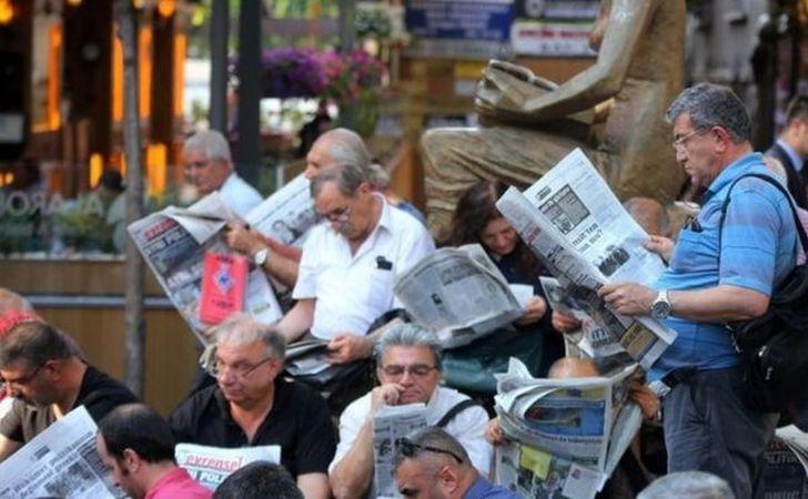 Guvernul turc a ordonat în 27 iulie 2016 arestarea a 47 de jurnalişti.