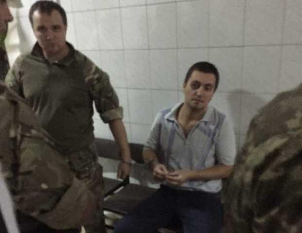 Veaceslav Platon la Judecătoria sectorului Pecersk din Kiev
