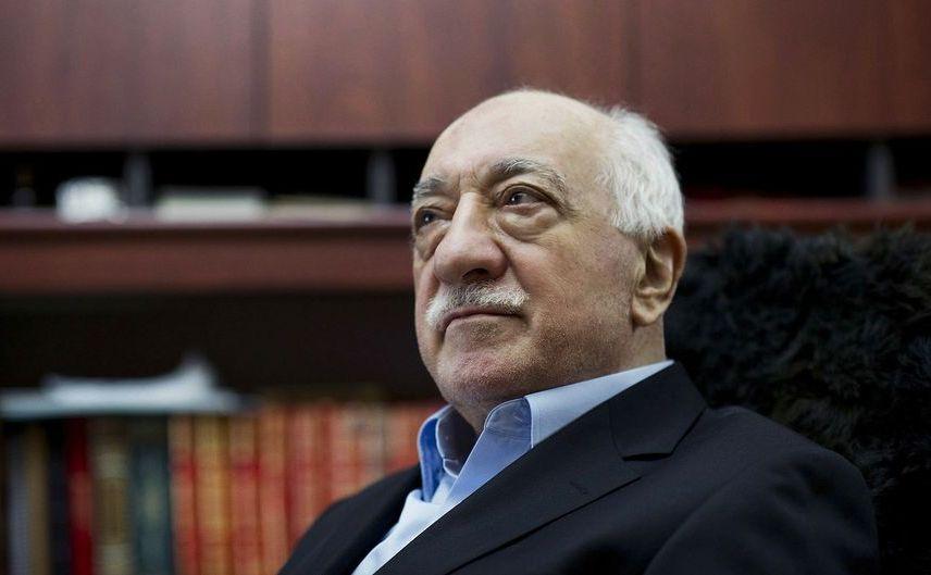 Clericul musulman Fethullah Gulen.