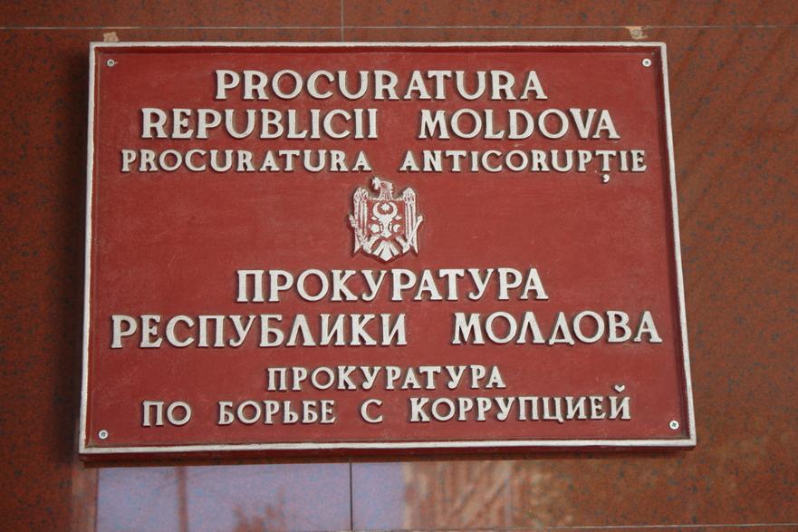 Procuratura Anticorupţie din Moldova