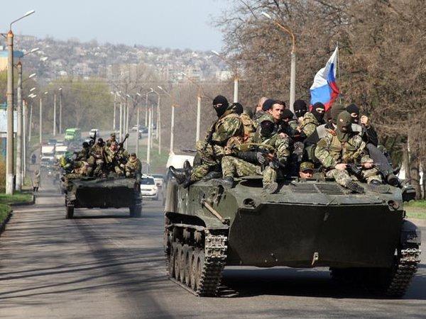 Tancuri ruseşti în Transnistria