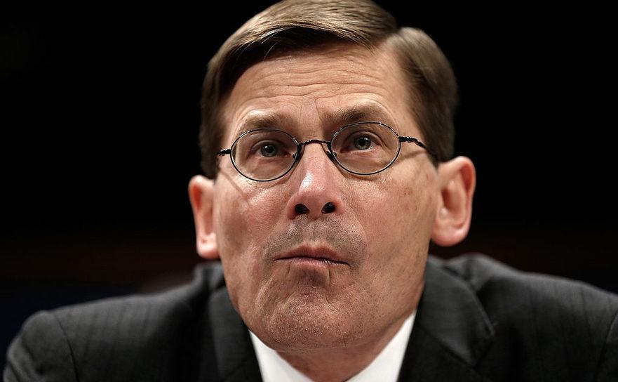 Fostul director adjunct al CIA, Michael Morell.