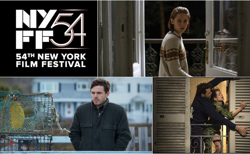 "Cea de-a 54-a ediţie a New York Film Festival. Kristen Stewart, ""Manchester by the Sea"" şi Isabelle Huppert"
