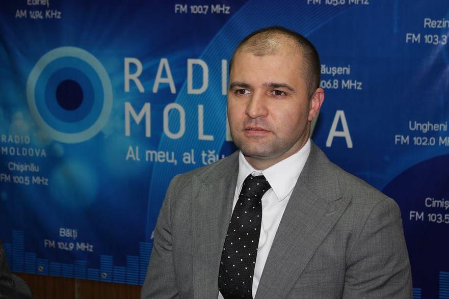 Vladimir Cebotari, ministrul Jistiţiei