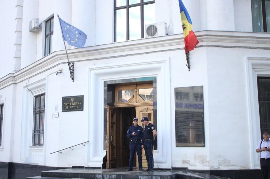Curtea Supremă de Justiţie, Chişinău, Moldova