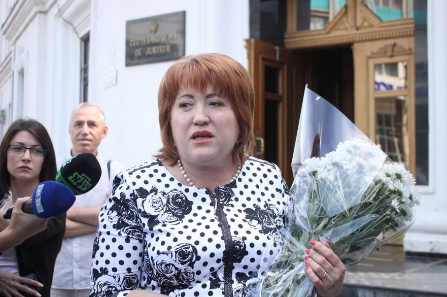 Domnica Manole, magistrat Curtea de Apel Chişinău