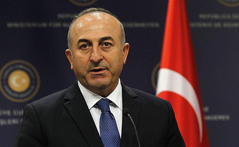 Ministrul turc de externe Mevlut Cavusoglu.