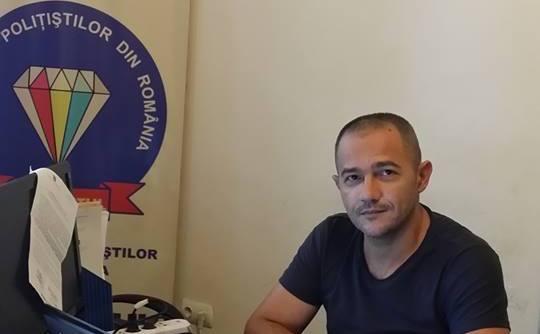 Emil Păscuţ, preşedintele Sindicatului Diamantul