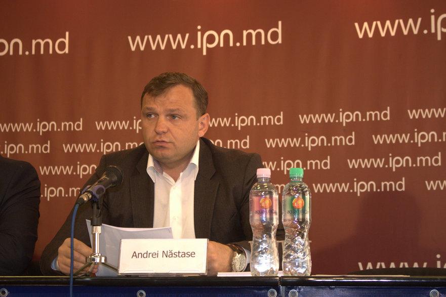 Andrei Năstase, liderul Partidului Platforma DA