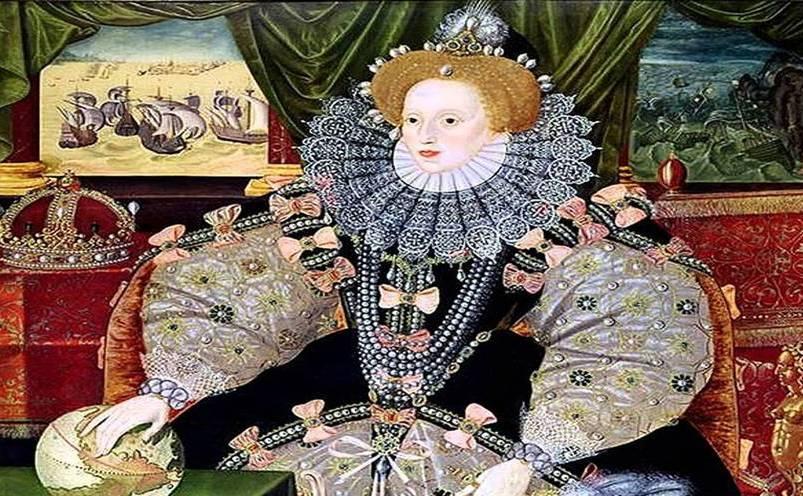 Portretul Reginei Elisabeta I a Angliei