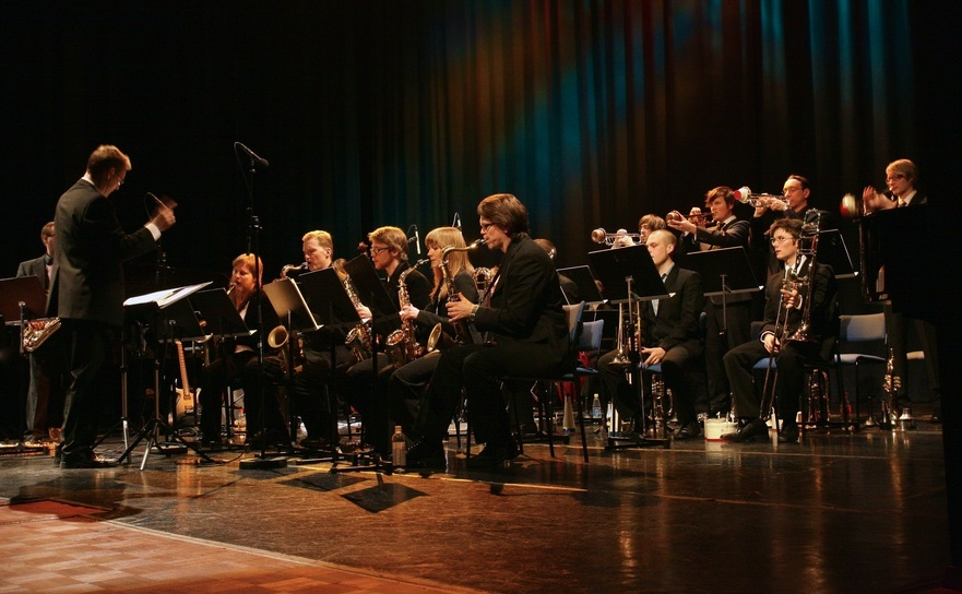 Jyvaskyla Big Band la Bucharest Jazz Festival, 2016