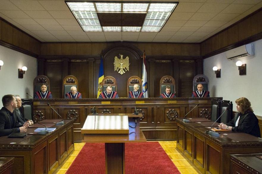 Judecătorii CCM în şedinţa din 14.09.2016
