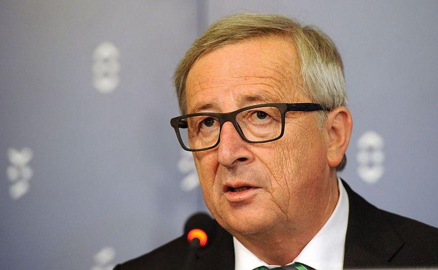 Jean Claude Juncker, preşedintele Comisiei Europene