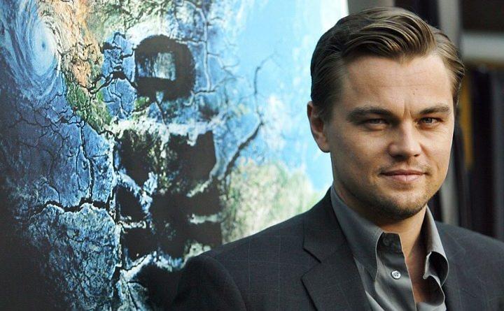 Actorul şi activistul de mediu Leonardo di Caprio