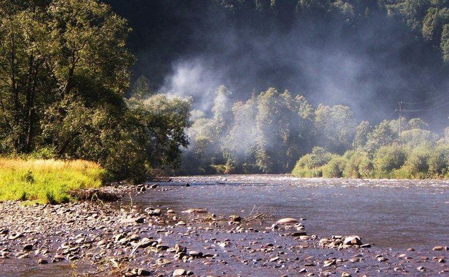 Defileul râului Mureş