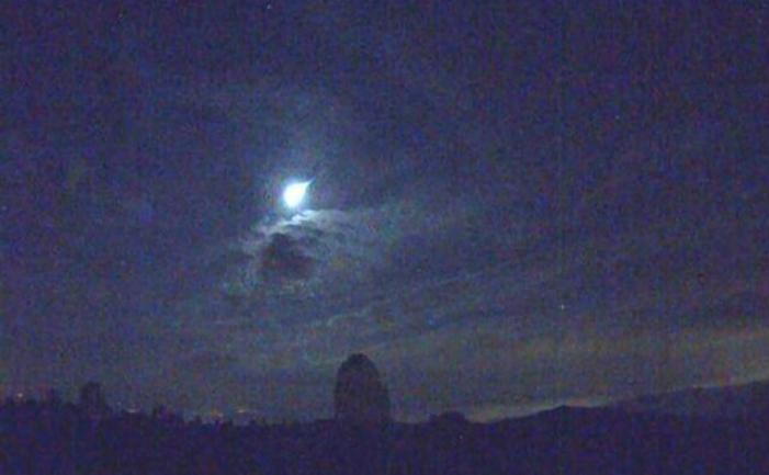 Meteorit al cometei 2P/Encke deasupra Spaniei