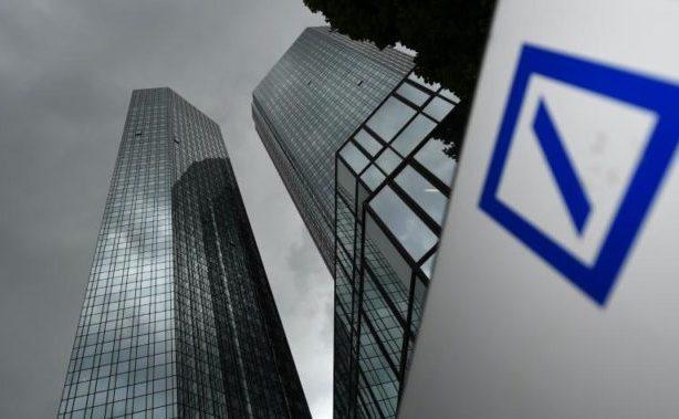 Centrala Deutsche Bank din Frankfurt am Main