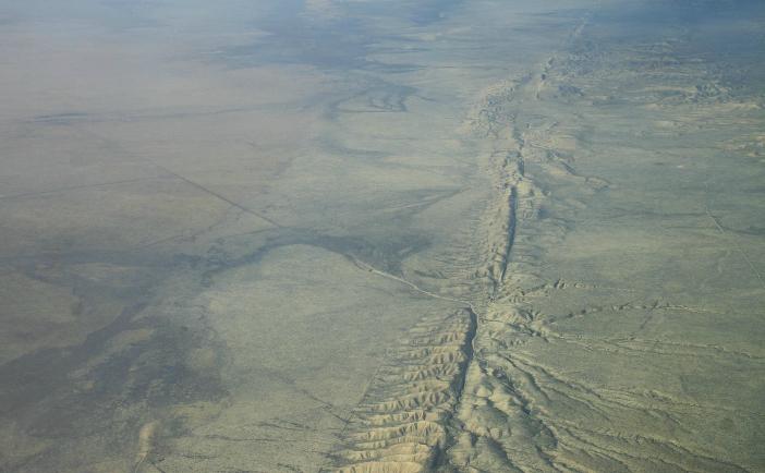 Falia San Andreas