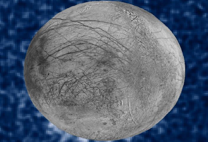 Europa, satelitul lui Jupiter