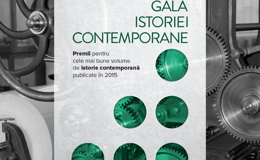 Gala Istoriei Contemporane- afiş
