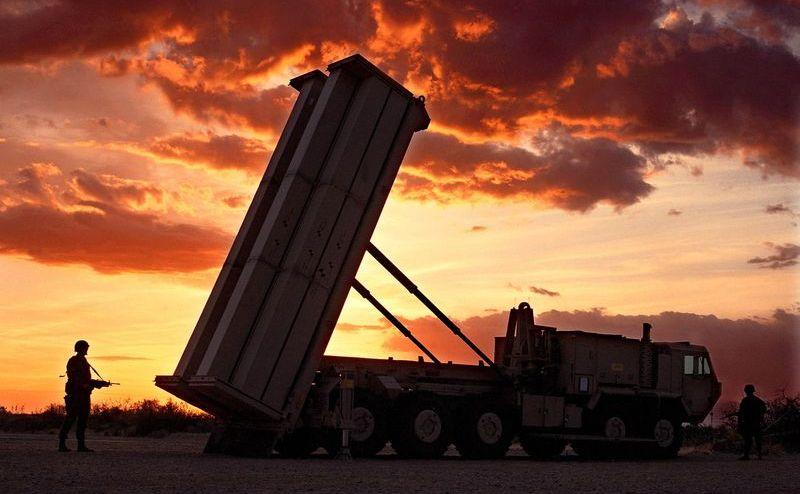 Sistem antirachetă american, cunoscut sub numele de THAAD