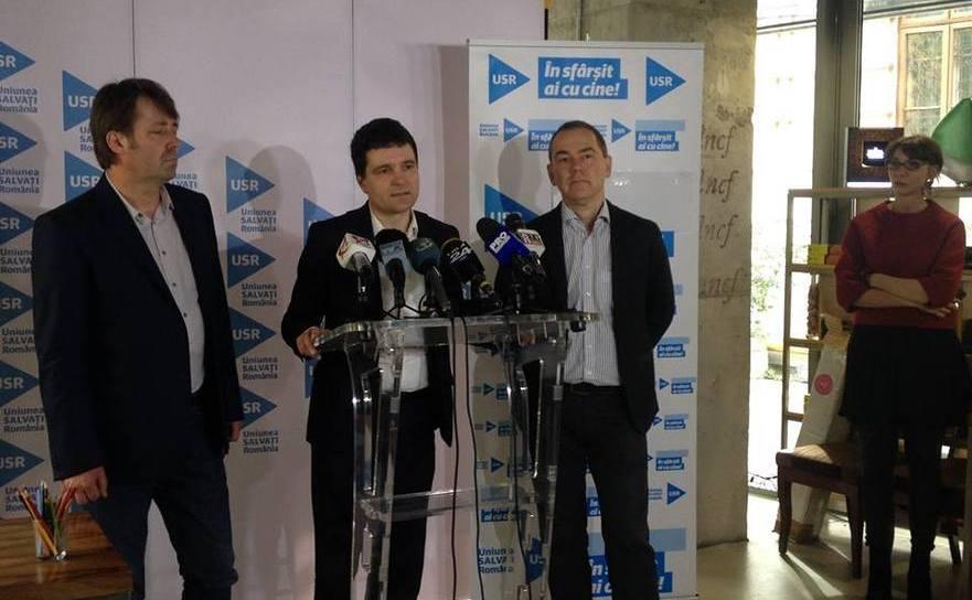 Vlad Alexandrescu, Nicuşor Dan şi Dan Maşca