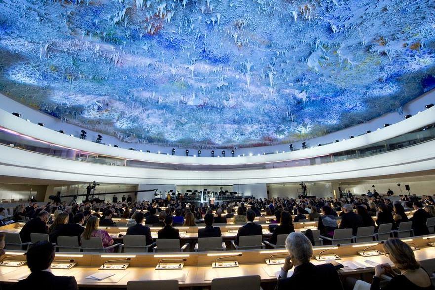 Sesiune ONU.