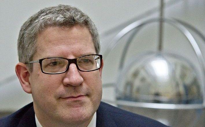 Directorul general al MI5, Andrew Parker.