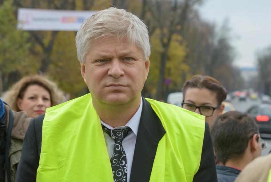 Daniel Tudorache(Primarul Sectorului 1)