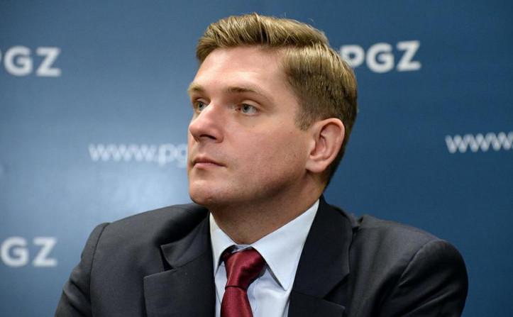 Ministrul polonez adjunct al apărării, Bartosz Kownacki.