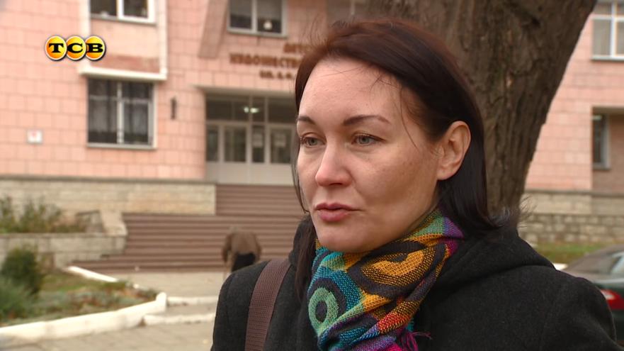 Jurnalista din Transnistria Natalia Scurtul. (captură foto)