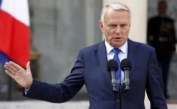 Ministrul francez de externe Jean-Marc Ayrault.