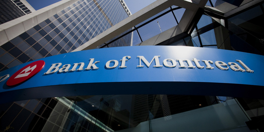 Banca canadiană Bank of Montreal (BMO)