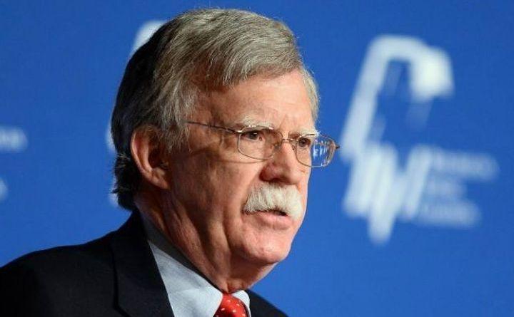 Fostul ambasadorul american la ONU, John Bolton.
